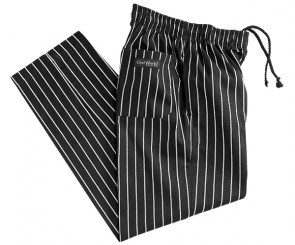 chalk-stripped-baggy-chef-pants
